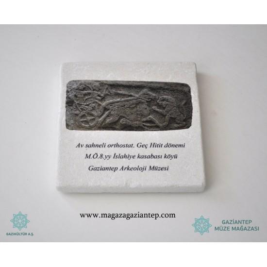 Bardak Altlığı Taş Arkeoloji - 09