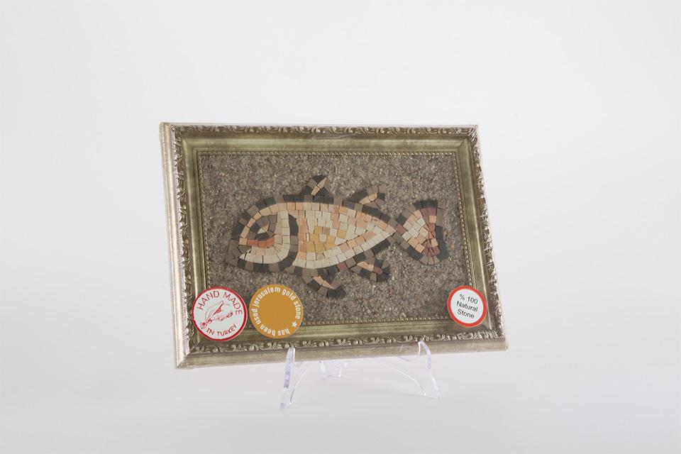 Mozaik Gaziantep  32*23  Umitasyon Balık