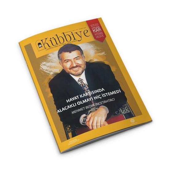 Kübbiye Dergisi Sayı 3