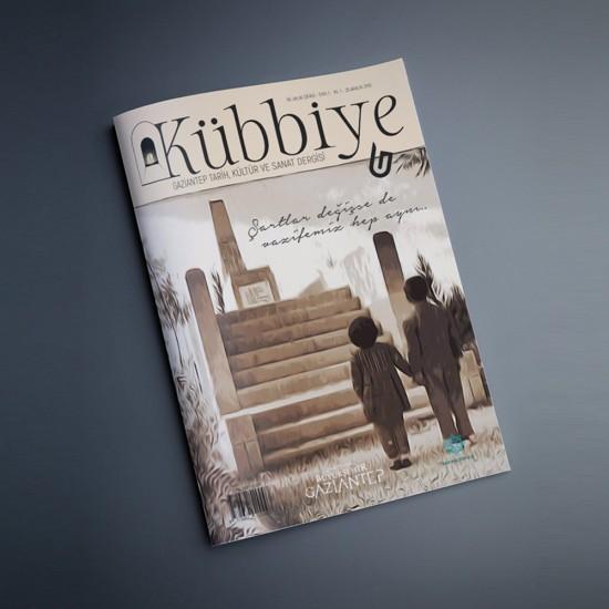 Kübbiye Dergisi Sayı 1