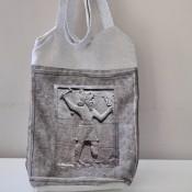 Baskılı Bez Çantalar